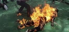تفحم امرأة حامل بعد أن أضرمت النار في جسدها بالقنيطرة