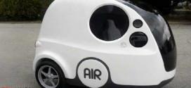 أصغر سيارة بالعالم تعمل بالهواء تكنولوجيا جديدة قريباً فى الأسواق