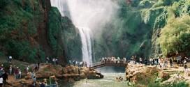 قرية أزيلال بوابة للسياحة المغربية وممارسة تسلق الجبال