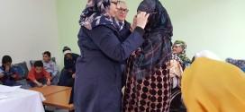مبادرة توزيع النظارات ببستان العجزة بالقنيطرة