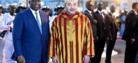 الملك محمد السادس بجمهورية غانا في زيارة رسمية