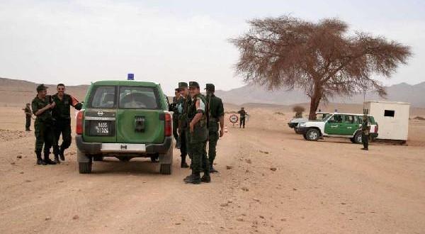 الجمعية الصحراوية للدفاع عن حقوق الإنسان : الجيش الجزائري يردي شابا بالرصاص