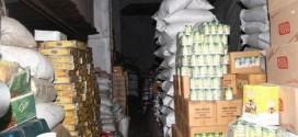 أبريل 2017 : حجز وإتلاف 290 طنا من المنتجات الغذائية غير الصالحة للاستهلاك