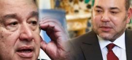الأمين العام للأمم المتحدة يتضامن مع الملك بعد الإعتداء الشنيع على جنود مغاربة
