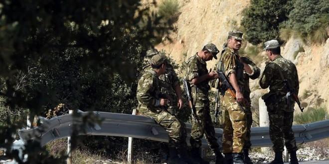مقتل مسلحين شرقي الجزائر