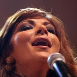 Syrian star singer Assala Nasri performs