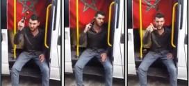 """الشرطة تلقي القبض على """" صاحب المسدس والسكين """" الذي هدد سكان الريف بالقتل"""