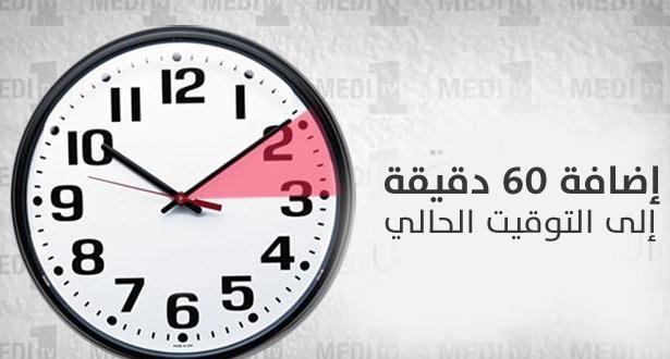 هذا تاريخ زيادة ساعة من جديد للتوقيت المحلي المغربي