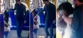 شاهد لقطات فجرت غضبا.. اعتداء تركي على شابة بسبب ثيابها