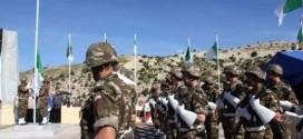 القوات الجزائرية تنفذ مناورات بالذخيرة الحية على الحدود مع المغرب