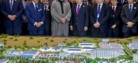 مدينة محمد السادس طنجة – تيك : الأشغال ستنطلق خلال الفصل الثاني من سنة 2017