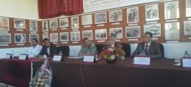 توقيع أتفاقية شراكة وتعاون بين مندوبية المقاومة وجيس التحرير ومركز المعمورة للدراسات والابحاث والتكوين في التراب والتنمية.
