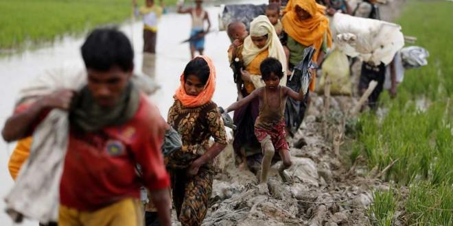 ميانمار تمنع المساعدات الدولية عن الآلاف من مسلمي الروهينغا