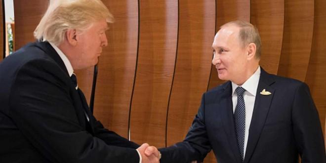 بوتن: دونالد ترامب ليس عروسي