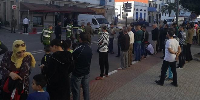 رسميا.. الأمن يلقي القبض على مرتكبي هجوم العرائش – صور